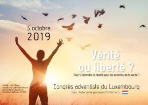 Congrès adventiste du Luxembourg @ Auberge de jeunesse d'Echternach | Echternach | Luxemburg