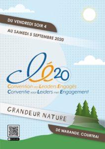 Clé20 Convention des Leaders Engagés @ De Warande | Kortrijk | Vlaanderen | België