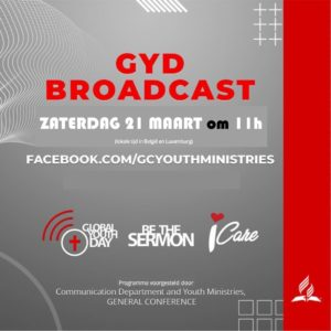 Global Youth Day Broadcast @ Online