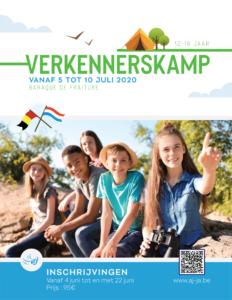 Verkennerskamp (VOL) @ Centre ADEPS - La station de ski de Baraque de Fraiture | Vielsalm | Waals Gewest | België