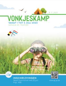 Vonkjeskamp @ Centre ADEPS - La station de ski de Baraque de fraiture | Vielsalm | Wallonie | Belgique