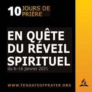 10 Jours de prière