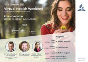 Mental Health Week-end