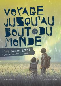 Camp d'été pré-explos @ Royompré | Jalhay | Wallonie | België