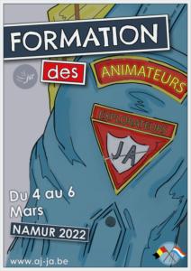 Formation animateurs JA @ Domaine de Mozet | Mozet | Wallonie | Belgique