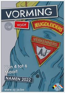 Vorming Animatoren @ Domaine de Mozet | Mozet | Waals Gewest | België